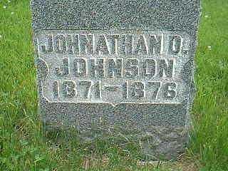 JOHNSON, JOHNATHAN D. - Taylor County, Iowa | JOHNATHAN D. JOHNSON