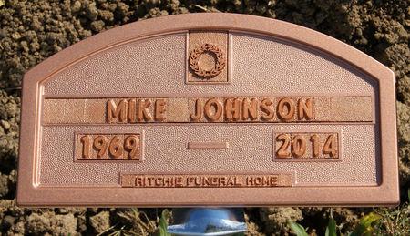 JOHNSON, MICHAEL LINNE