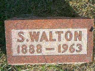 JOHNSON, S. WALTON - Taylor County, Iowa | S. WALTON JOHNSON