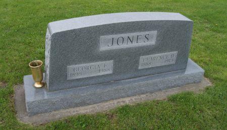 JONES, CLARENCE DELL
