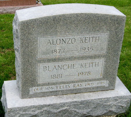 KEITH, ANNA BLANCHE - Taylor County, Iowa | ANNA BLANCHE KEITH