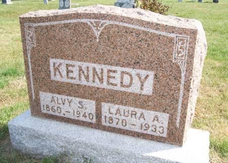 KENNEDY, ALVA