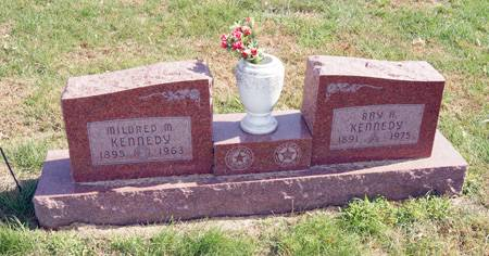 AVERY KENNEDY, MILDRED MAY - Taylor County, Iowa | MILDRED MAY AVERY KENNEDY