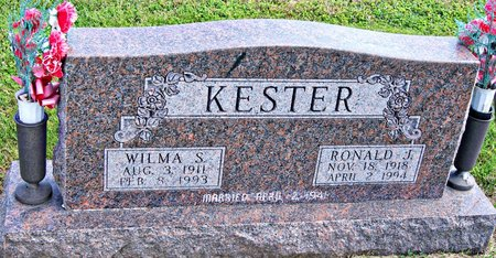 KING KESTER, WILMA SUSIE - Taylor County, Iowa | WILMA SUSIE KING KESTER