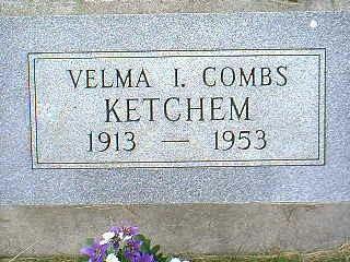 KETCHEM, VELMA - Taylor County, Iowa | VELMA KETCHEM