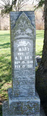 GRUBB KEY, MARY - Taylor County, Iowa | MARY GRUBB KEY