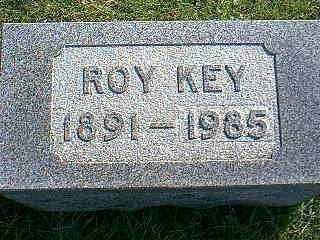 KEY, ROY - Taylor County, Iowa | ROY KEY