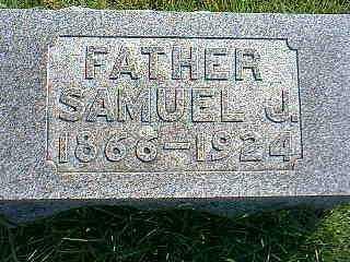 KEY, SAMUEL J. - Taylor County, Iowa   SAMUEL J. KEY