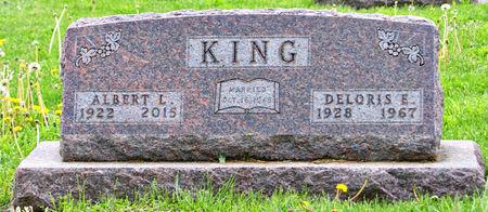 KING, DELORIS EVELYN - Taylor County, Iowa | DELORIS EVELYN KING