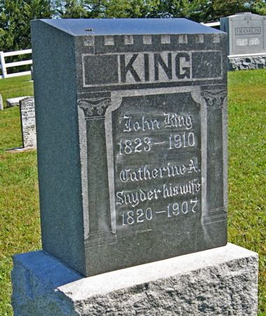 SNYDER KING, CATHERINE A - Taylor County, Iowa | CATHERINE A SNYDER KING
