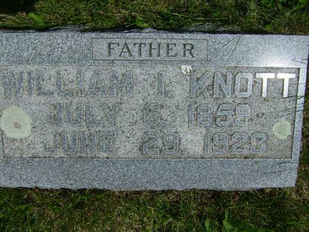 KNOTT, WILLIAM - Taylor County, Iowa | WILLIAM KNOTT