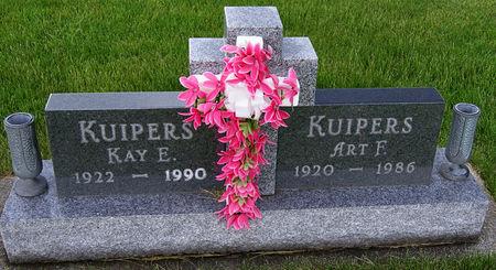 KUIPERS, KATHRYN ELLEN