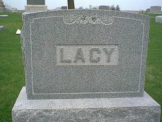 LACY, FAMILY - Taylor County, Iowa | FAMILY LACY