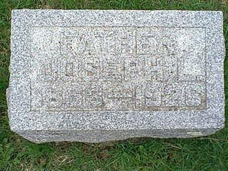 LACY, JOSEPH - Taylor County, Iowa   JOSEPH LACY