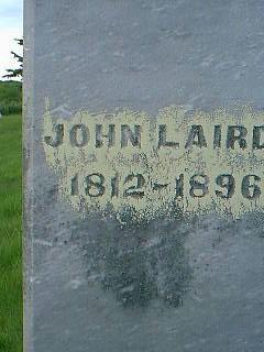 LAIRD, JOHN - Taylor County, Iowa | JOHN LAIRD