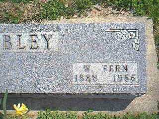 LAMBLEY, W. FERN - Taylor County, Iowa | W. FERN LAMBLEY