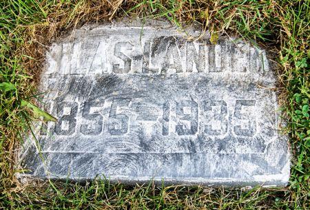 LANDEN, SILAS - Taylor County, Iowa | SILAS LANDEN