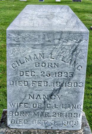 LANG, NANCY - Taylor County, Iowa | NANCY LANG