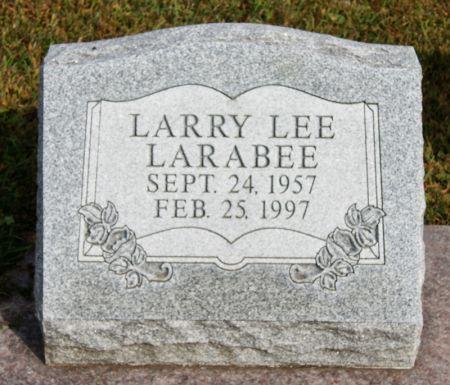 LARABEE, LARRY LEE - Taylor County, Iowa | LARRY LEE LARABEE