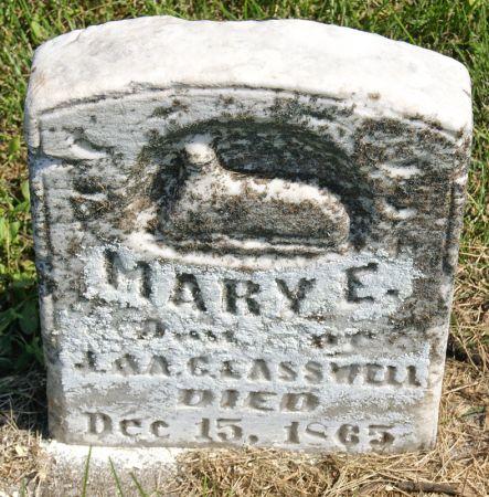 LASSWELL, MARY E. - Taylor County, Iowa | MARY E. LASSWELL