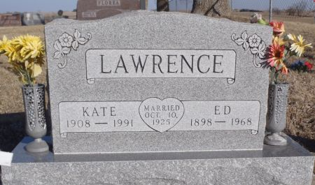 LAWRENCE, KATE - Taylor County, Iowa | KATE LAWRENCE