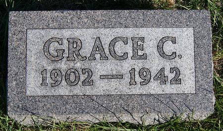 LEIGHTON, GRACE CELESTINE - Taylor County, Iowa   GRACE CELESTINE LEIGHTON