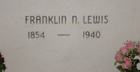 LEWIS, FRANKLIN NORMAN - Taylor County, Iowa | FRANKLIN NORMAN LEWIS