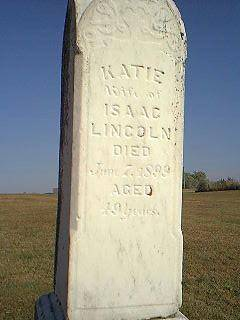 LINCOLN, KATIE - Taylor County, Iowa | KATIE LINCOLN