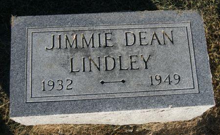 LINDLEY, JAMES DEAN