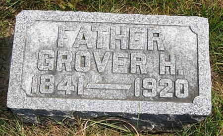 LOOMIS, GROVER HIRAM - Taylor County, Iowa   GROVER HIRAM LOOMIS