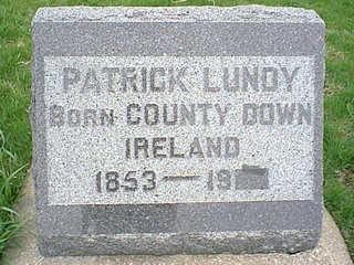 LUNDY, PATRICK - Taylor County, Iowa | PATRICK LUNDY
