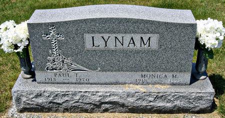 LYNAM, PAUL THOMAS - Taylor County, Iowa | PAUL THOMAS LYNAM