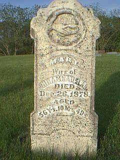 NAUSLAR, MARY - Taylor County, Iowa | MARY NAUSLAR