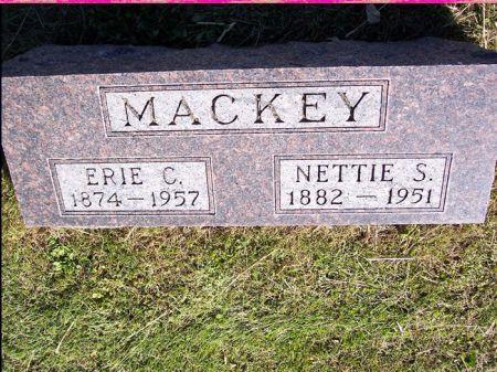 MACKEY, NETTIE S. - Taylor County, Iowa | NETTIE S. MACKEY