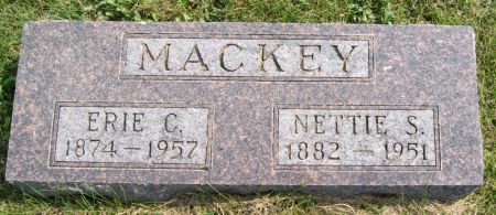 STEPHENS MACKEY, NETTIE SULTAINE - Taylor County, Iowa | NETTIE SULTAINE STEPHENS MACKEY