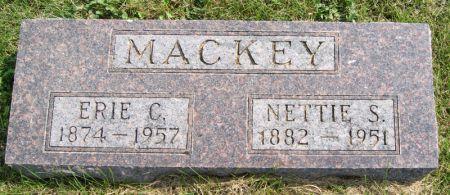 MACKEY, NETTIE SULTAINE - Taylor County, Iowa | NETTIE SULTAINE MACKEY