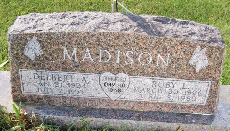 LYNN MADISON, RUBY - Taylor County, Iowa | RUBY LYNN MADISON