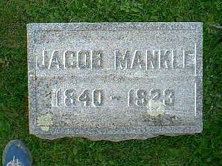 MANKLE, JACOB - Taylor County, Iowa | JACOB MANKLE
