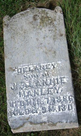 MANLEY, DELANEY