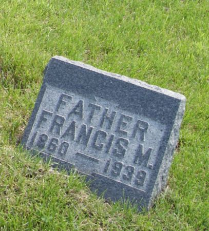 MANLEY, FRANCIS MARION - Taylor County, Iowa | FRANCIS MARION MANLEY