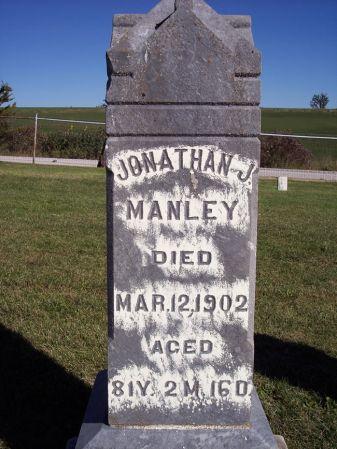 MANLEY, JONATHAN J. - Taylor County, Iowa | JONATHAN J. MANLEY