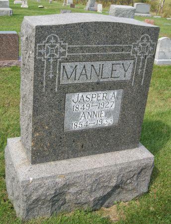 MARSHALL MANLEY, ANNA CATHERINE