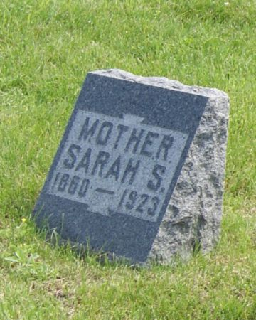 MANLEY, SARAH SABINA - Taylor County, Iowa | SARAH SABINA MANLEY