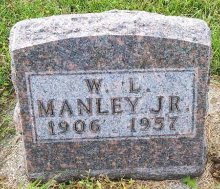MANLEY, WILFRED LEROY, JR. - Taylor County, Iowa | WILFRED LEROY, JR. MANLEY