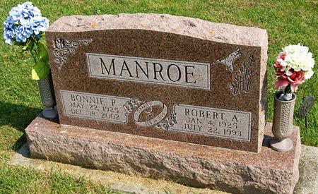 BROWN MANROE, BONNIE PAULINE - Taylor County, Iowa | BONNIE PAULINE BROWN MANROE