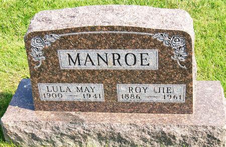 MANROE, LULA MAY - Taylor County, Iowa | LULA MAY MANROE