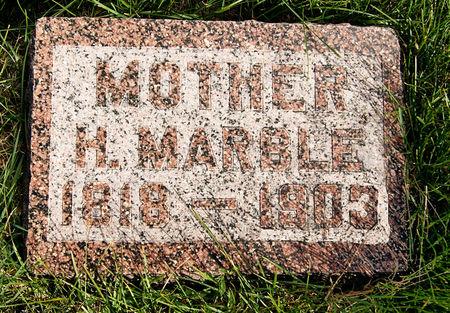 MARBLE, HANNAH - Taylor County, Iowa | HANNAH MARBLE