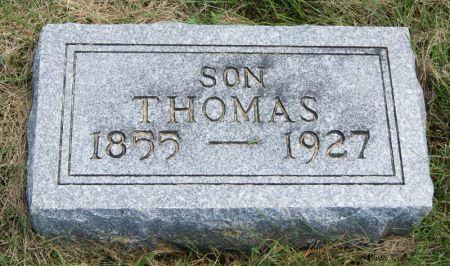 MARR, THOMAS - Taylor County, Iowa | THOMAS MARR