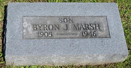 MARSH, BYRON JOHN