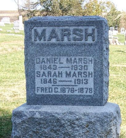 MARSH, DANIEL